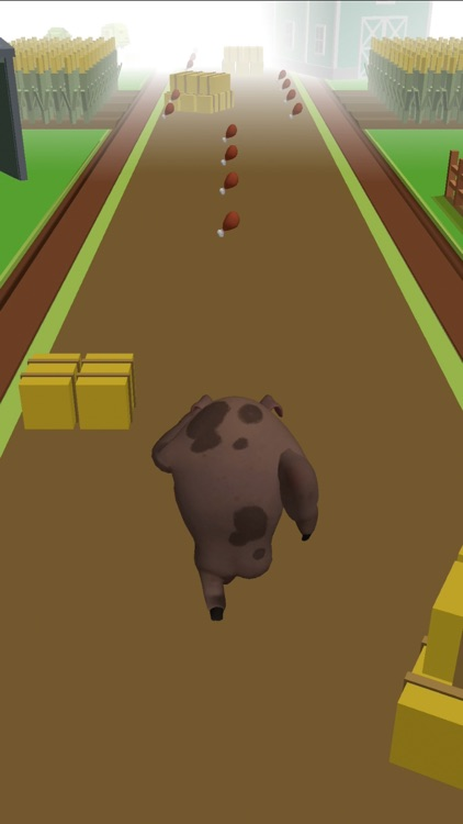 Vegan Run screenshot-4