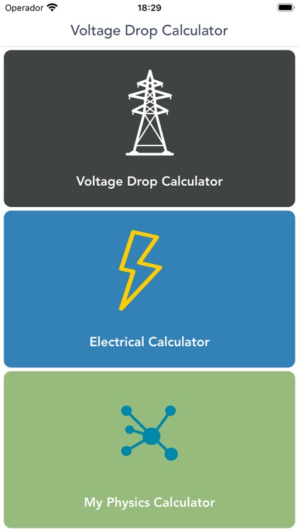 Voltage Drop Calculator. screenshot-0