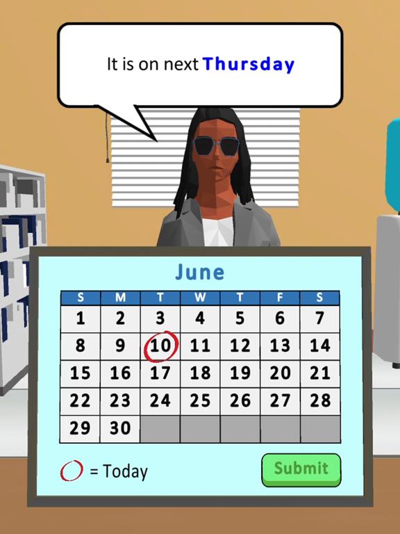 Hiring Job 3D screenshot 8