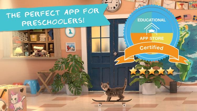 Little Kitten & Friends (4+) screenshot-0