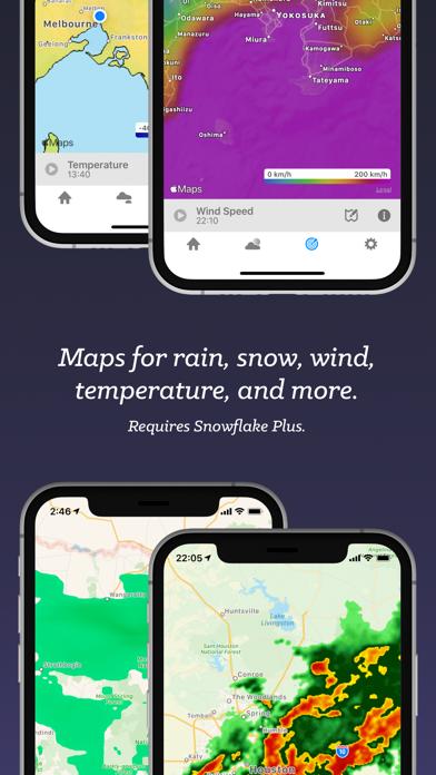 Snowflake Weatherのおすすめ画像3