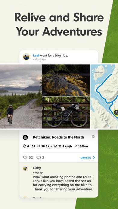 Komoot: Cycling, Walking, MTBのおすすめ画像8