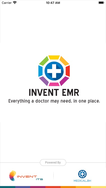 Invent EMR screenshot-0