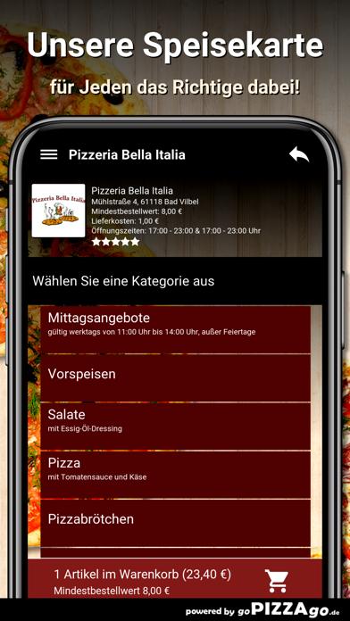Bella Italia Bad Vilbel screenshot 5