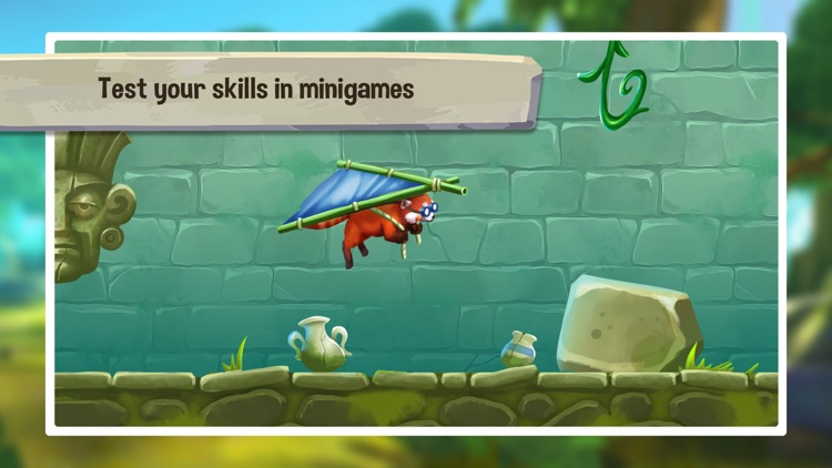 Pet World: My Red Panda screenshot-6