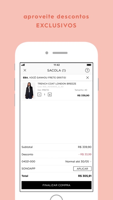 Baixar AMARO: Compre Moda e Bem-estar para Android