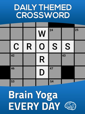 Daily Themed Crossword Puzzles Ipad App Itunes United States