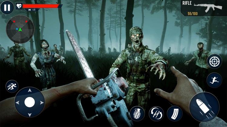 Modern Zombie Shooter 3D