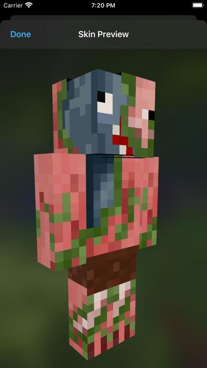 Skin Creator: Diamond Edition screenshot-4