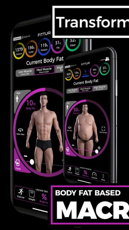 Muscle Building Food Tracker