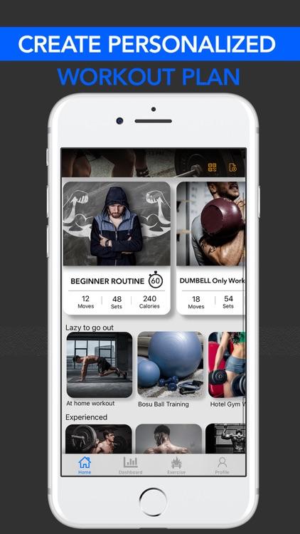 Fitzy: Best Workout App screenshot-3