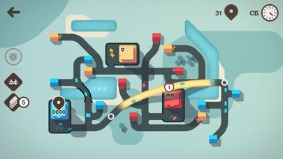 Скриншот №4 к Mini Motorways