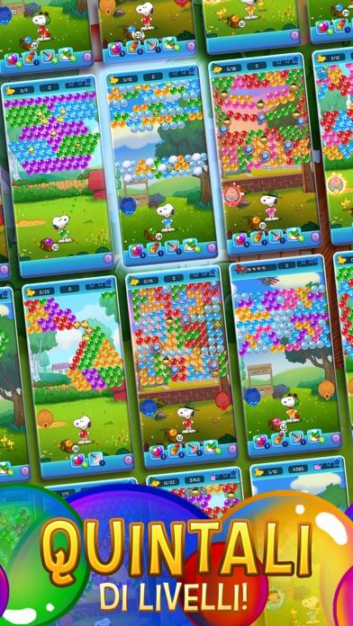 Screenshot of Snoopy Pop3