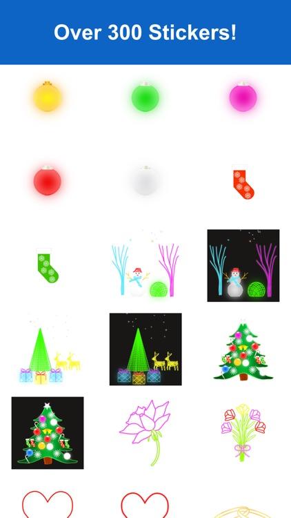 Lights & Fireworks: On Photos! screenshot-6