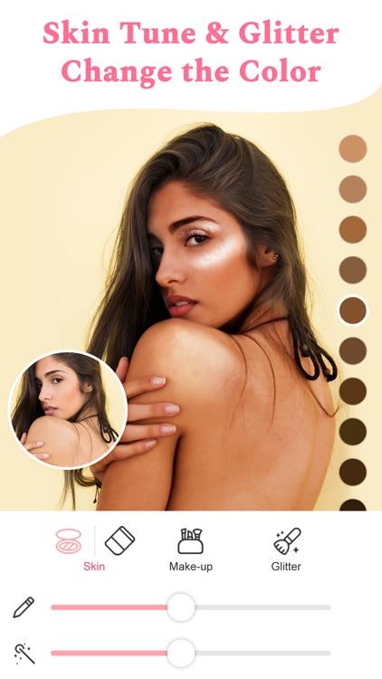 Face & Body Editor- Perfect me screenshot-4