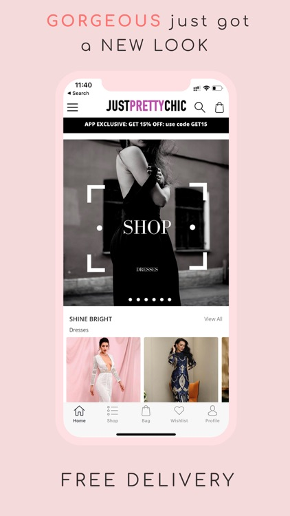 JUSTPRETTYCHIC - Fashion screenshot-4