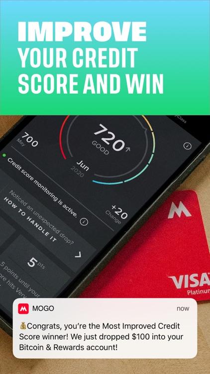 Mogo: Bitcoin Cashback Card screenshot-5