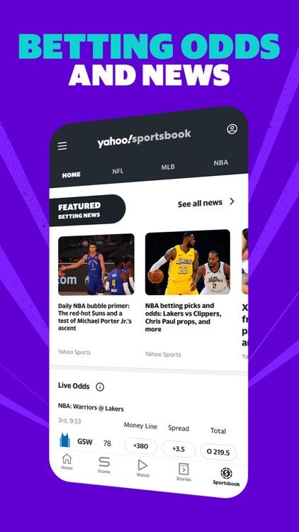 Yahoo Sports: Watch NFL live screenshot-3