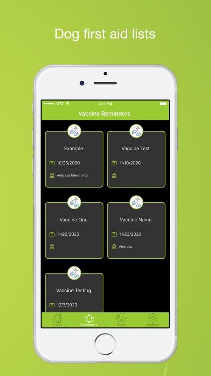 Dog Buddy - Activities & Log screenshot-4