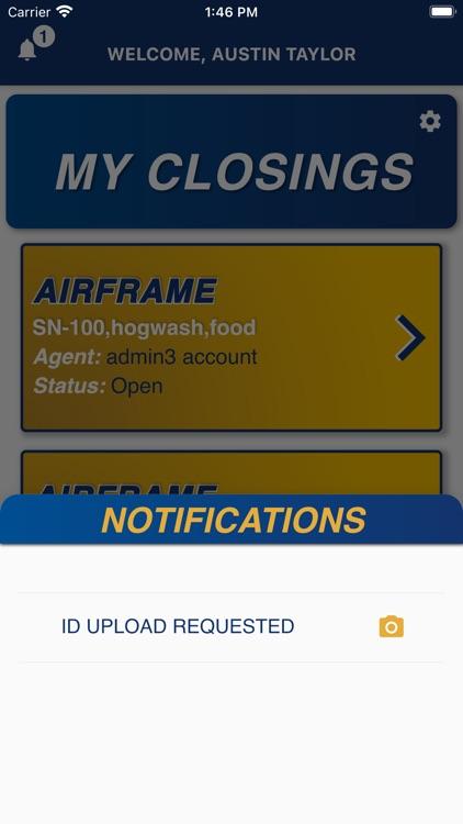 AIC Closing Room screenshot-3