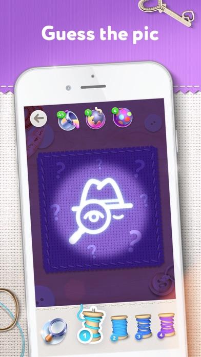 Magic Cross Stitch: Pixel Art screenshot 5