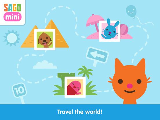 Sago Mini Road Trip Adventure screenshot 9