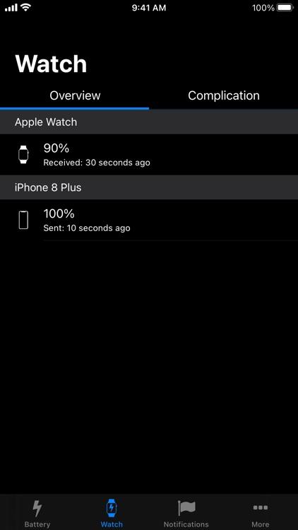 Battery Life - check runtimes screenshot-4