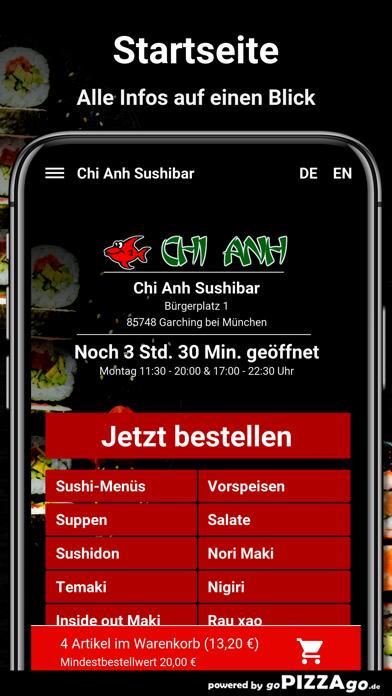 Chi Anh Sushibar Garching screenshot 2