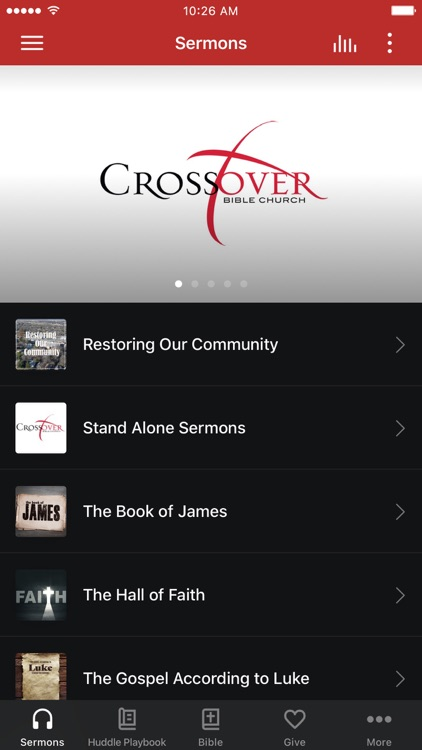 Crossover Bible Church