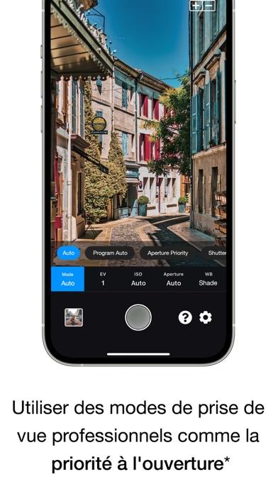 GoCamera pour Sony appareil