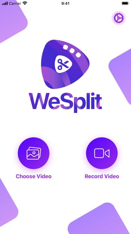 WeSplit for Social Media