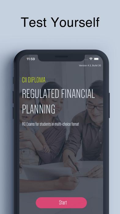 Diploma in Financial Planning screenshot 1