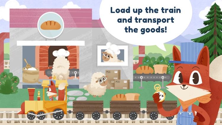 Little Fox Train Adventures