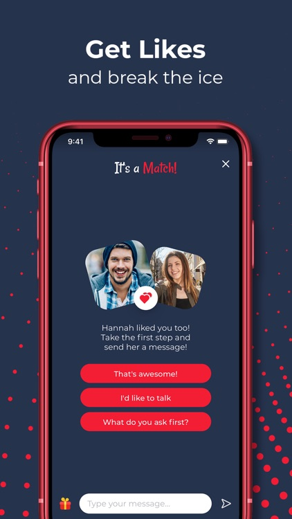 uDates Local Dating: Chat,Date screenshot-3