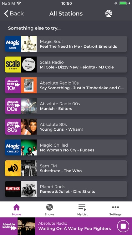 Absolute Radio screenshot-6
