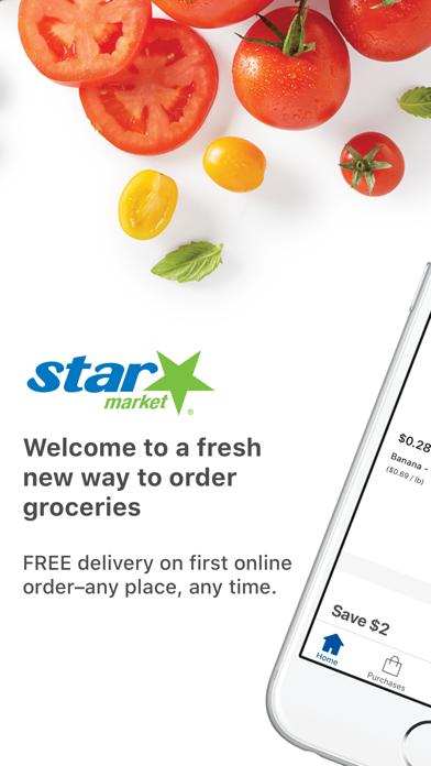 Star Market Delivery & Pick UpScreenshot of 1