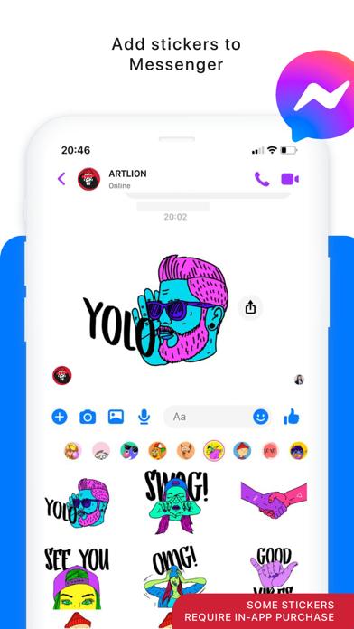 ARTLION Screenshot