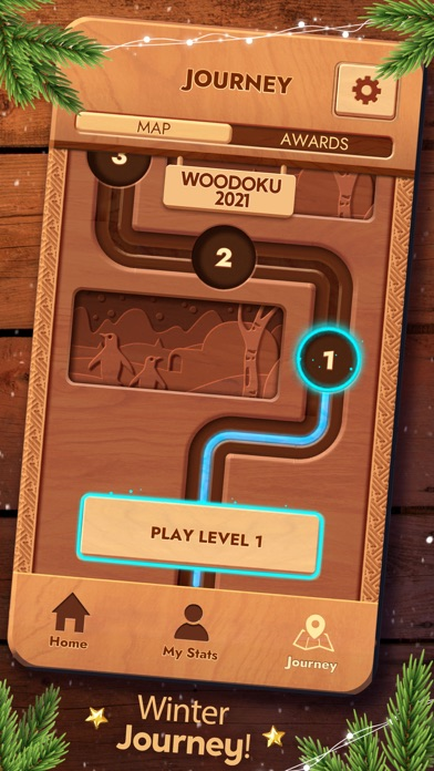 Woodoku for windows pc