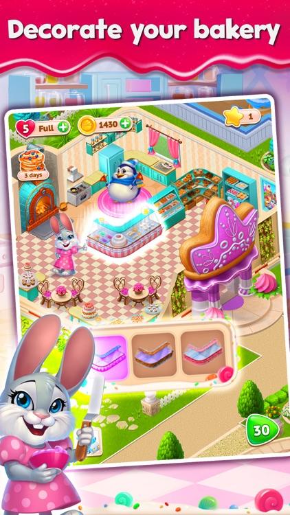Sweet Escapes: Build A Bakery screenshot-0