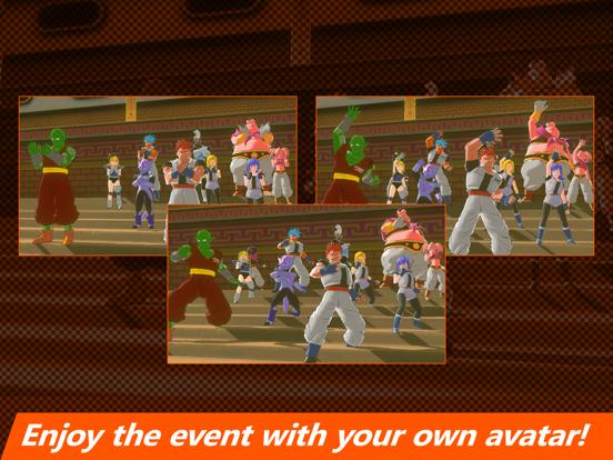 DRAGON BALL Games Battle Hour screenshot 6