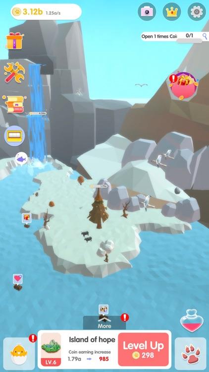 SandboxOasis - Idle Games