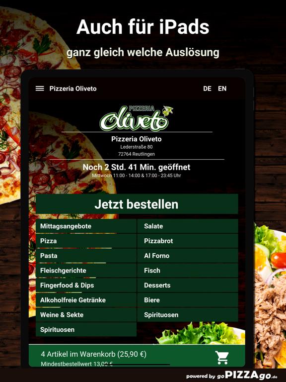 Pizzeria Oliveto Reutlingen screenshot 7