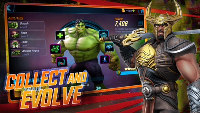 MARVEL Strike Force: Squad RPG Screenshot
