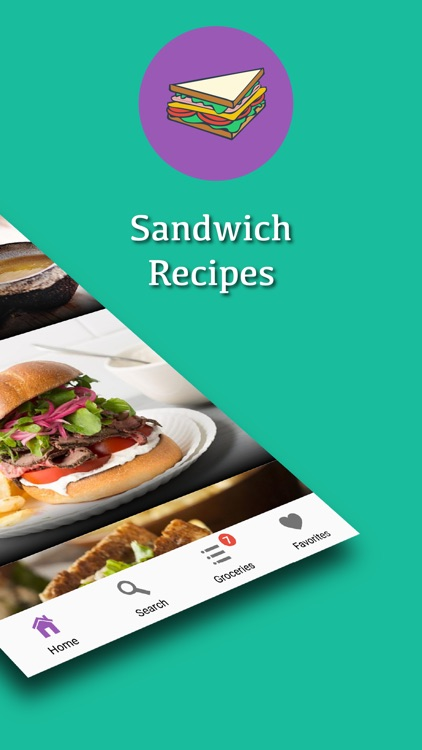 Subz: Sandwich Recipes