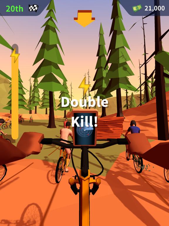 Mountain Bike Bash screenshot 9