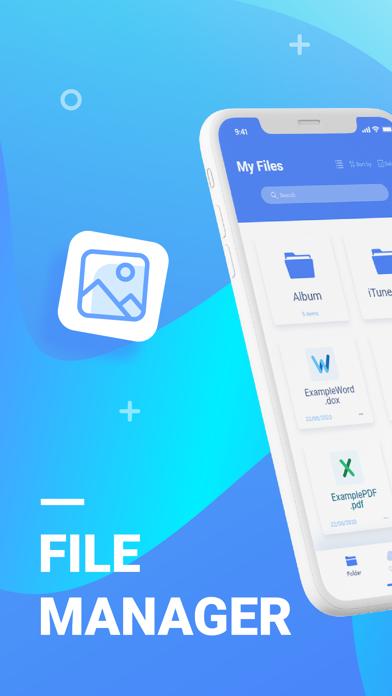 File Explorer . File managerScreenshot of 1