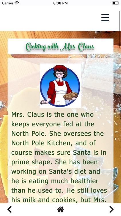 North Pole LLC Santa screenshot-3