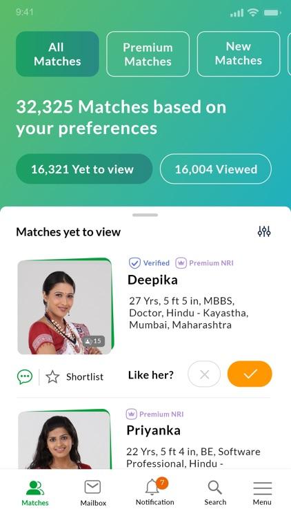 BharatMatrimony - Marriage App