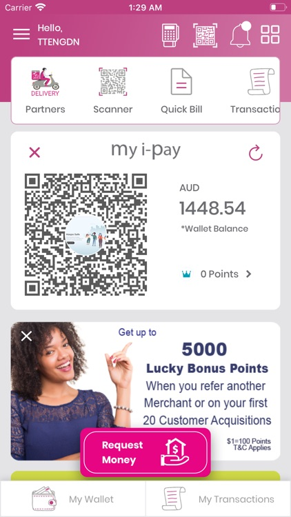 i-Pay Business