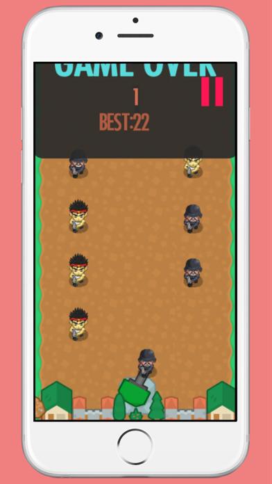 Defense Army: Tank Attack screenshot 4